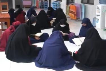 Sedekah Kreatif Galang Dana Pembangunan Rumah Qur'an As-Sunnah Untuk Para Hafidzah di Brebes & Kuningan